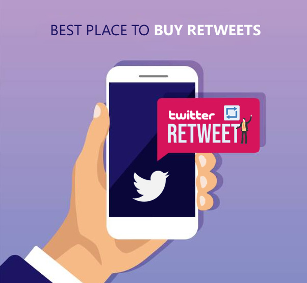 Best place to buy retweets